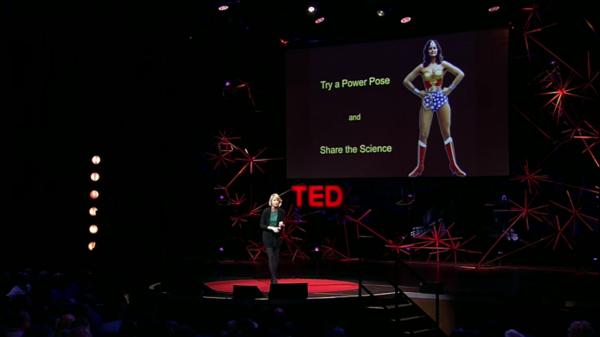 TEDWonderWoman