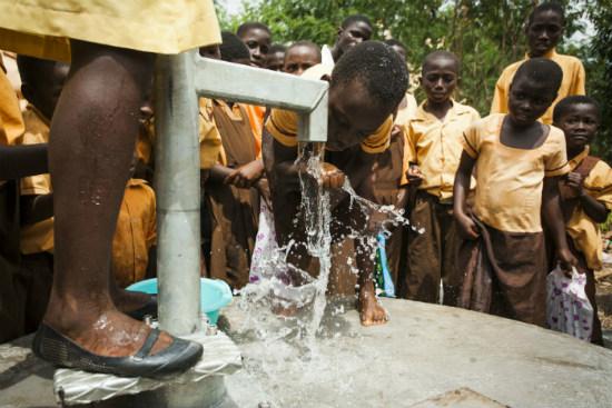 Generosity.org Water Organization