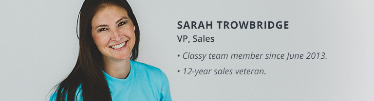 Sarah Trowbridge Core Value