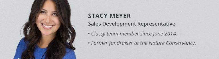 Stacy Meyer Classy Core Value
