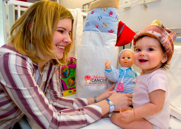 CCRF, Childhood Cancer Awareness Month