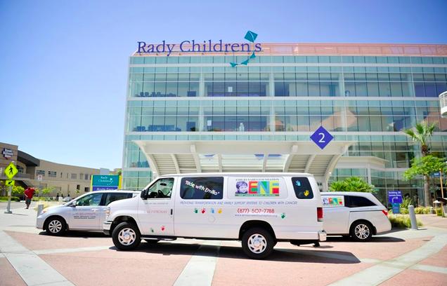 ENF, Childhood Cancer Awareness Month
