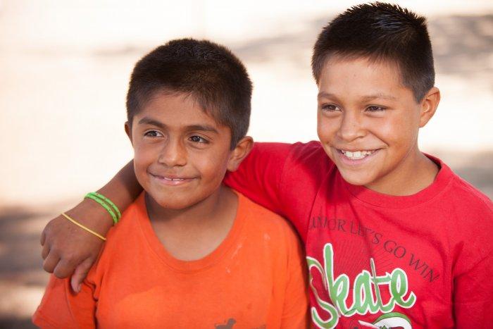 Corazon de Vida Orphanage Friends