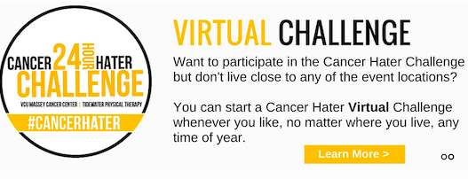 24 Hour Cancer Hater Challenge