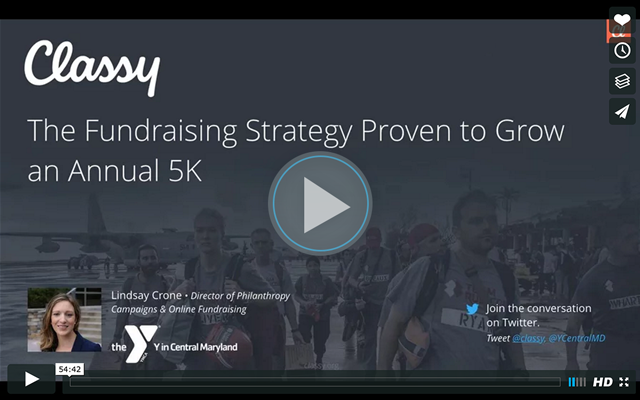 5K run/walk webinar watch recording