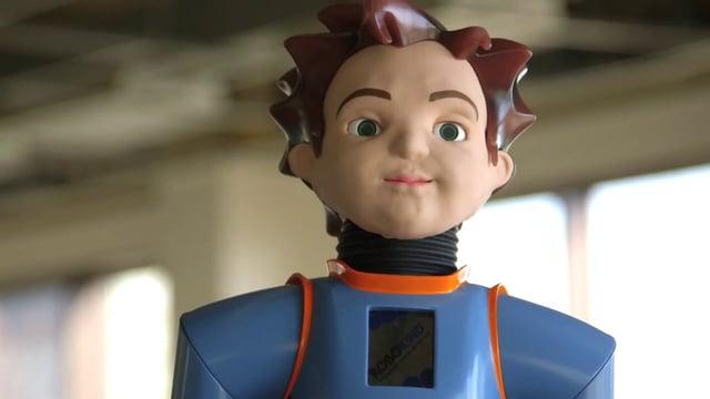 Robokind's robots for autism