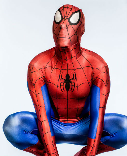 scot as spiderman